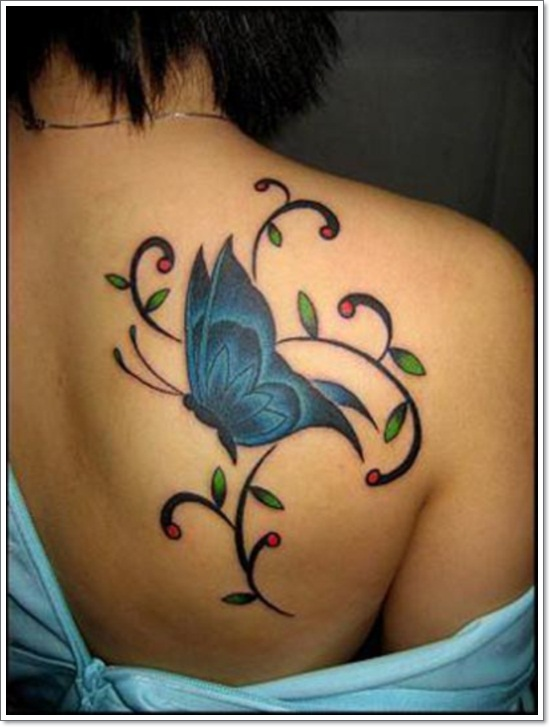 Cool Ideas for Making a Butterfly Tattoo Feel More like