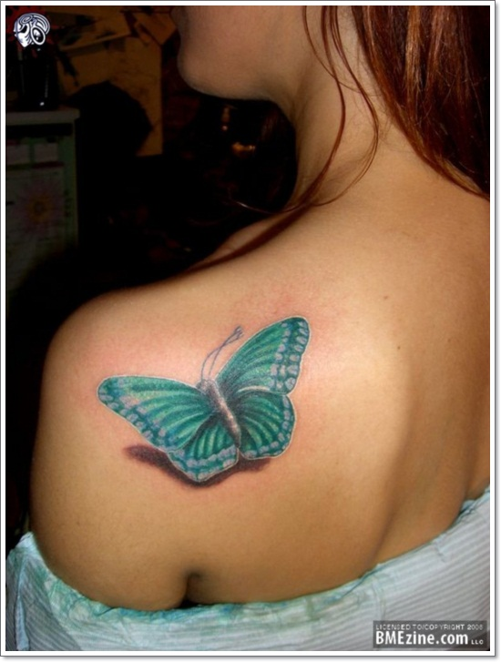 real-butterfly-tattoo-on-back-shoulder