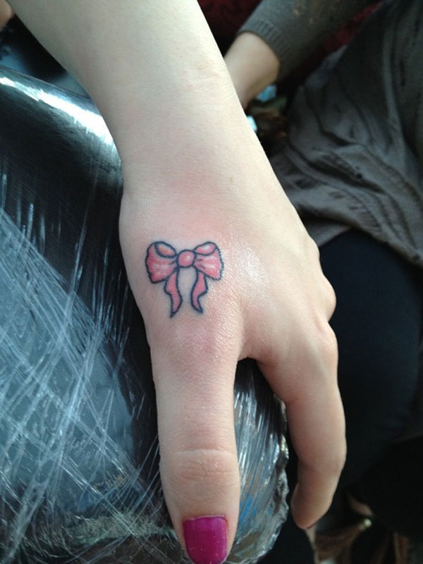 Small And Simple Tattoo: 25 Tiniest And Cutest Tattoos Ever