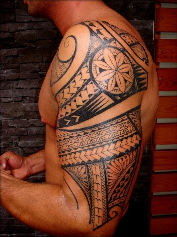 tatovering overarm