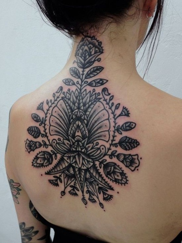 30 best tribal tattoos for women for Feminine tattoos with meaning