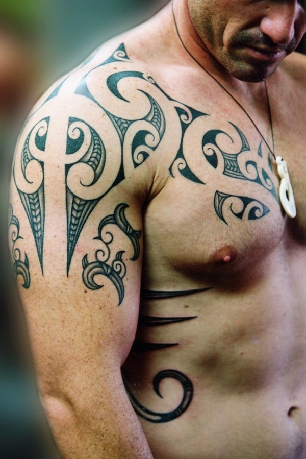 Perfect Tribal Tattoos for men