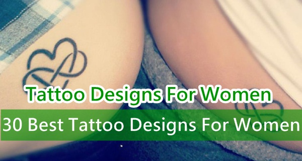 30 Best Tattoo Designs For Women