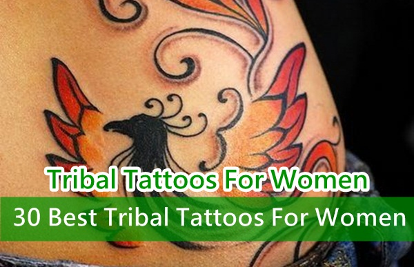 Best Tribal Tattoos For Women