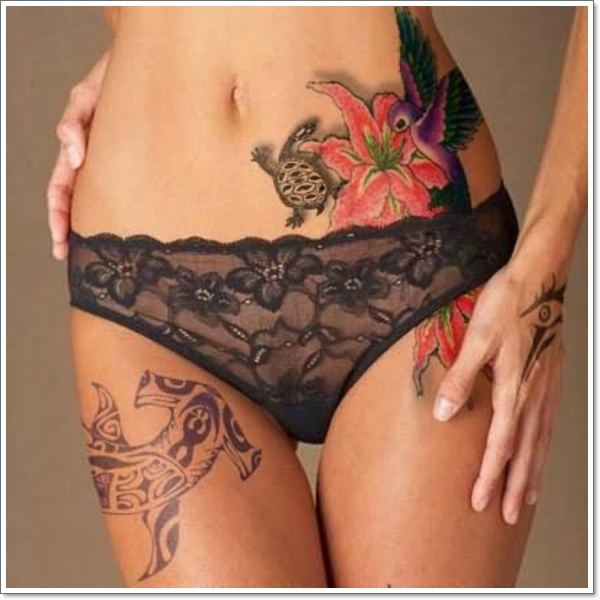 turtle-tattoo-for-girls