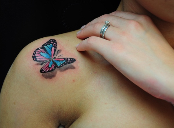 Butterfly tattoos003