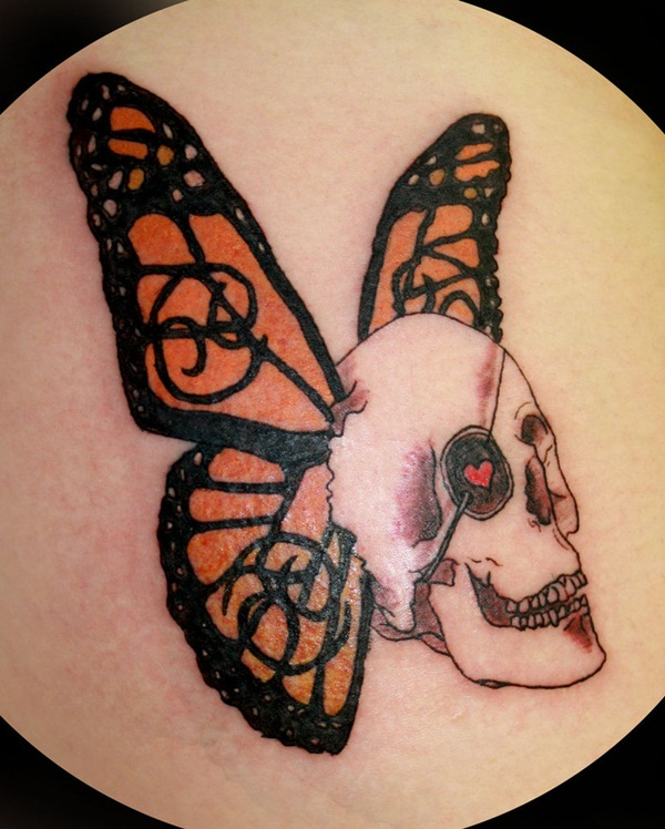 Butterfly tattoos008