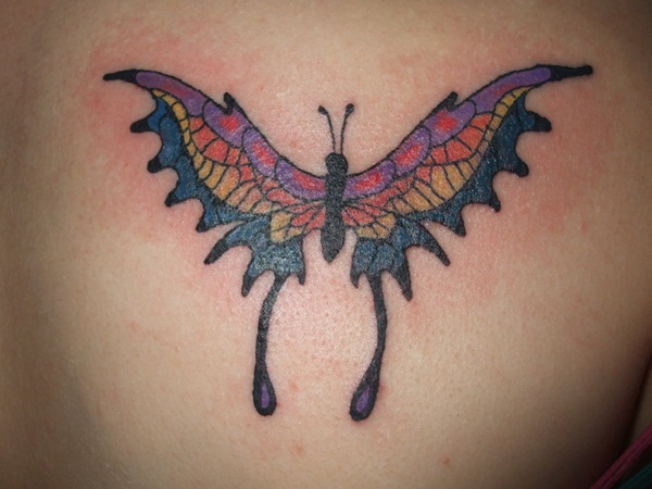 Butterfly tattoos012