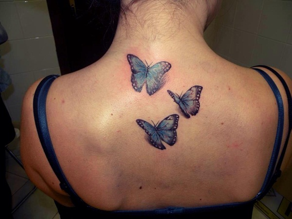 Butterfly tattoos013