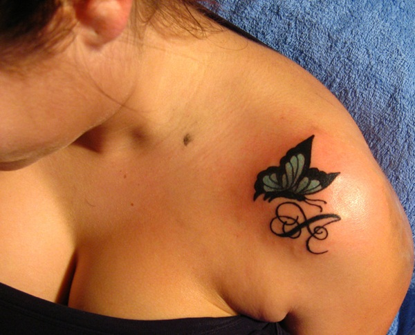 Butterfly tattoos015