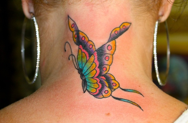 Butterfly tattoos020