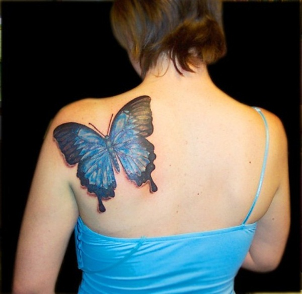 Butterfly tattoos022