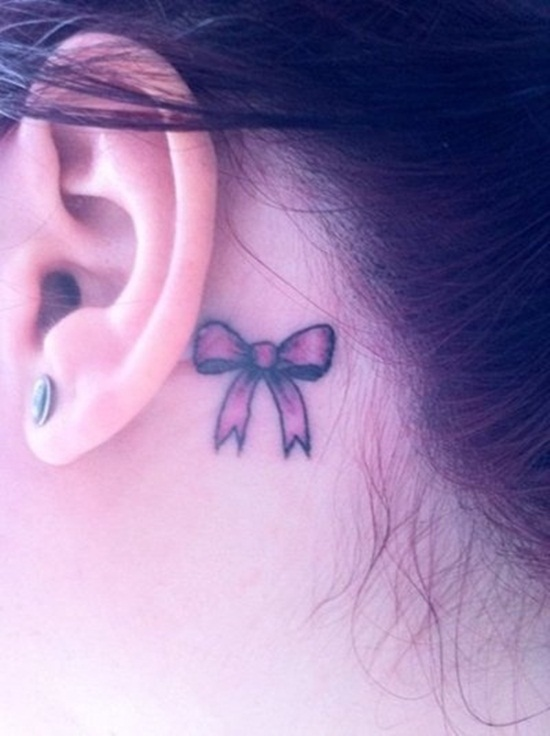 Ear Tattoo (23)