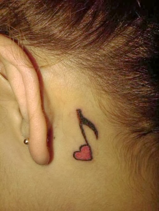 Ear Tattoo (25)