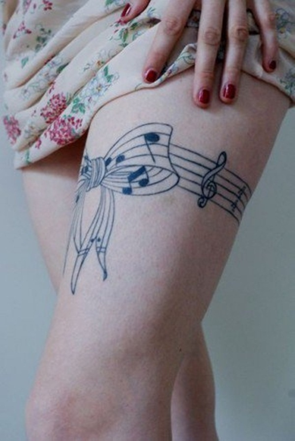 Music tattoos010