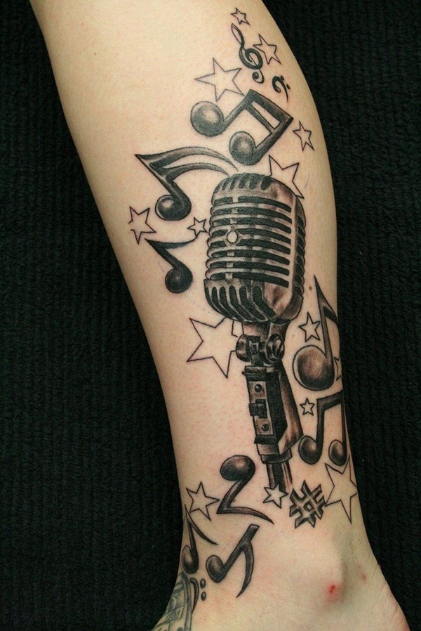 Music tattoos014