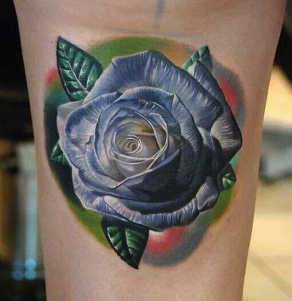 30 Awesome Rose Tattoo Designs for Women