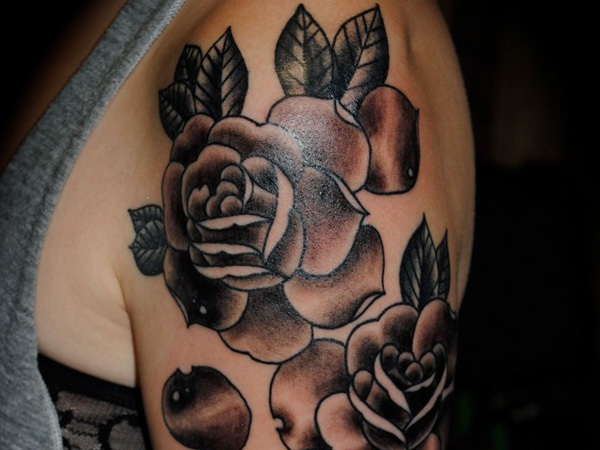 Rose tattoos014