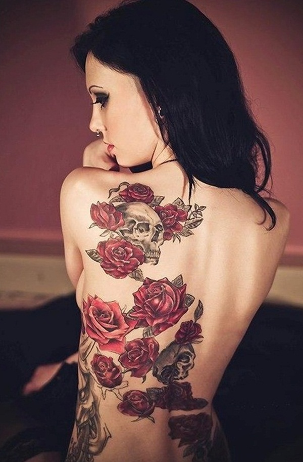 Rose tattoos023