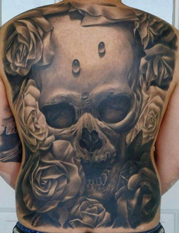 30 best skull tattoo designs for boys and girls. Black Bedroom Furniture Sets. Home Design Ideas