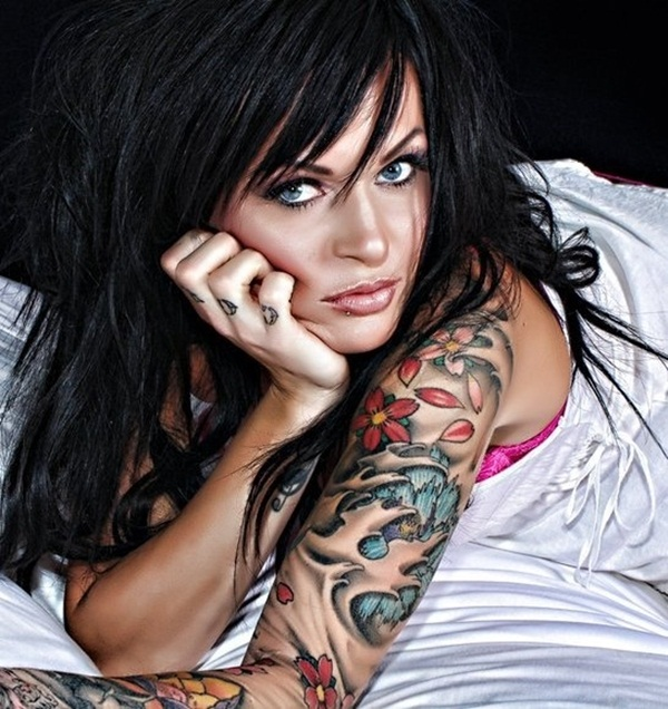 30 Best Sleeve Tattoo Designs For Girls And Boys