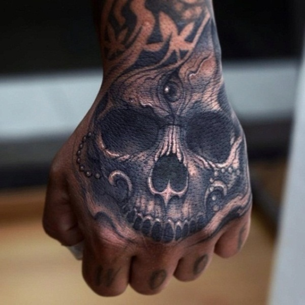 30 Hand Tattoo Designs For Boys And Girls