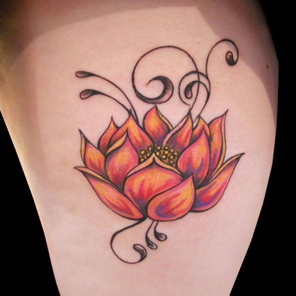 lotus tattoo (1)