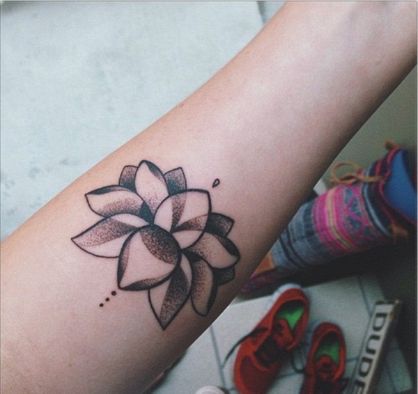 lotus tattoo (10)