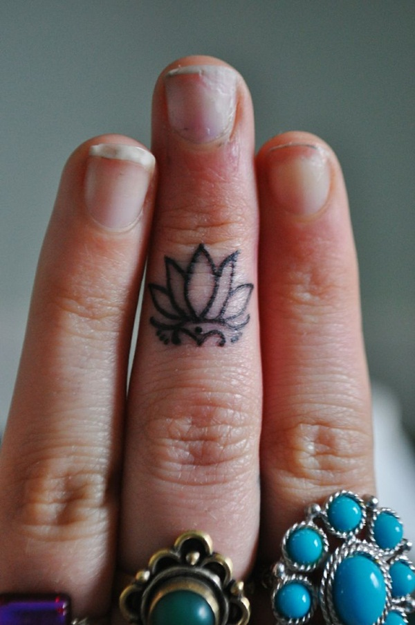 lotus tattoo (5)