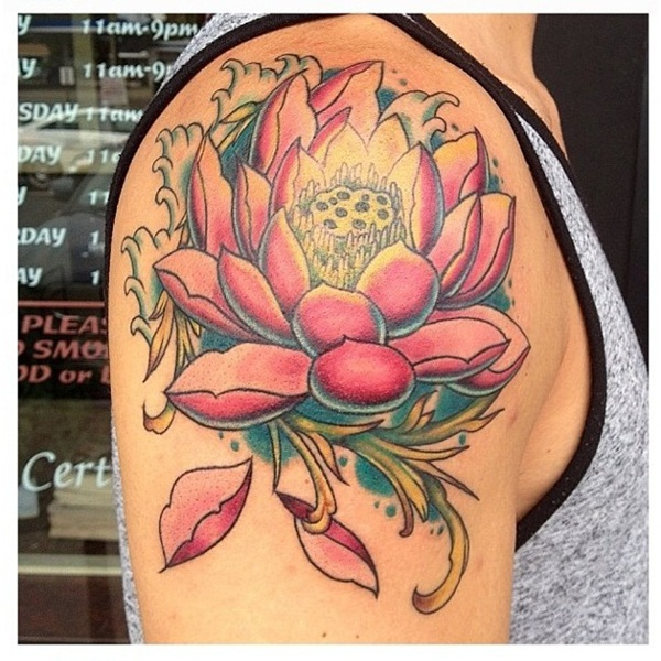 lotus tattoo (9)