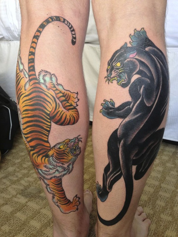 panther tattoos001