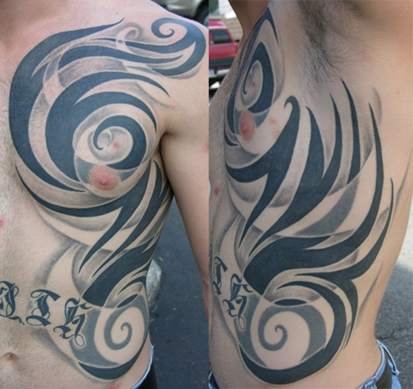 The 60 Best Rib Tattoos For Men: 30 Rib Tattoo Ideas For Boys And Girls
