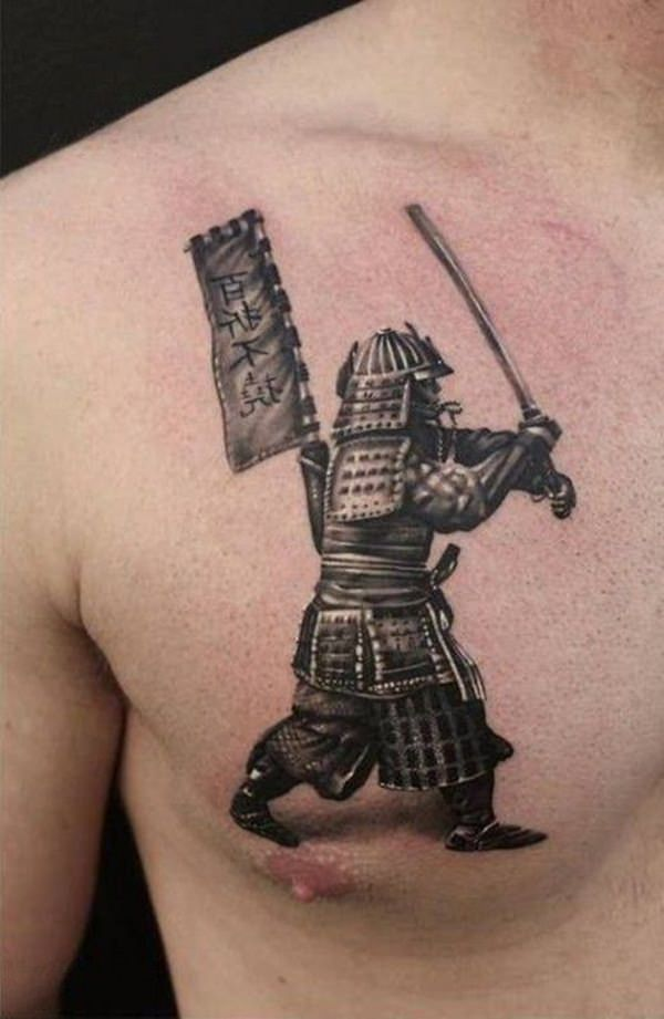 Samurai Tattoos 13