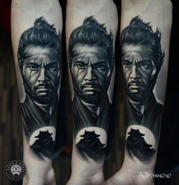 Samurai Tattoos 14