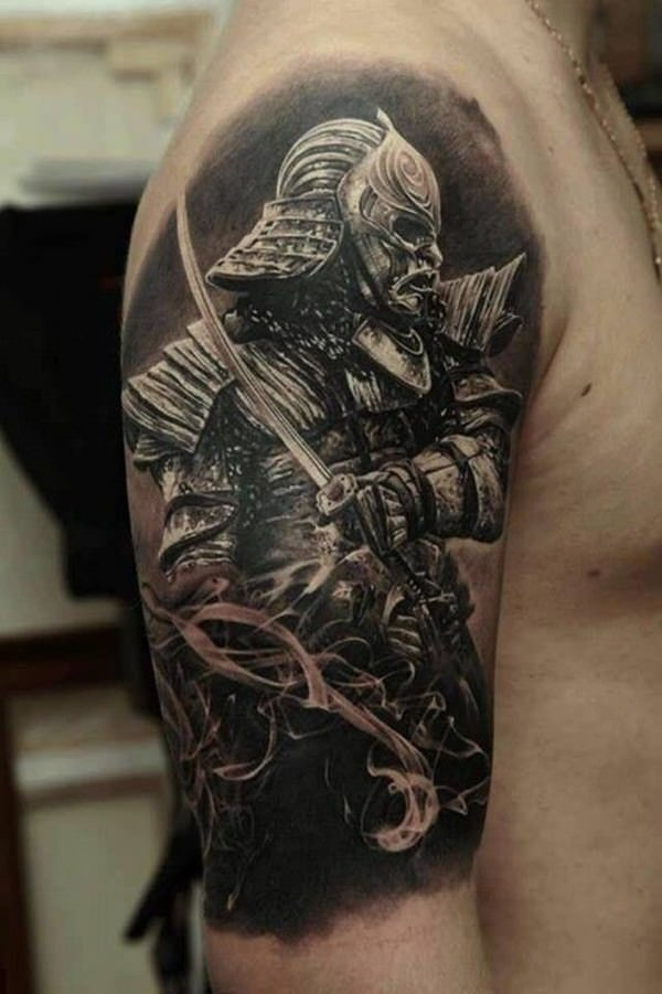 Samurai Tattoos 22