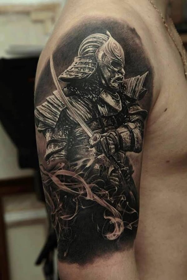 Samurai Tattoos 3