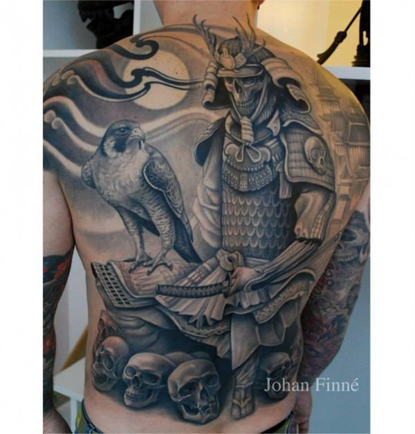 Samurai Tattoos 32
