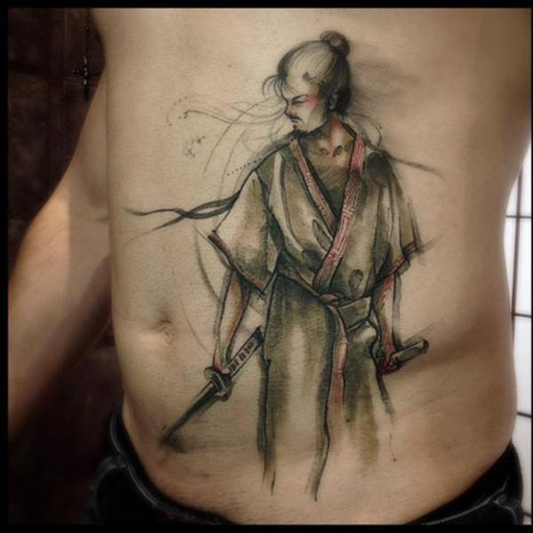 Samurai Tattoos 50