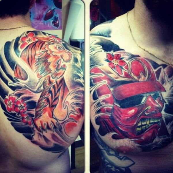 Samurai Tattoos 52