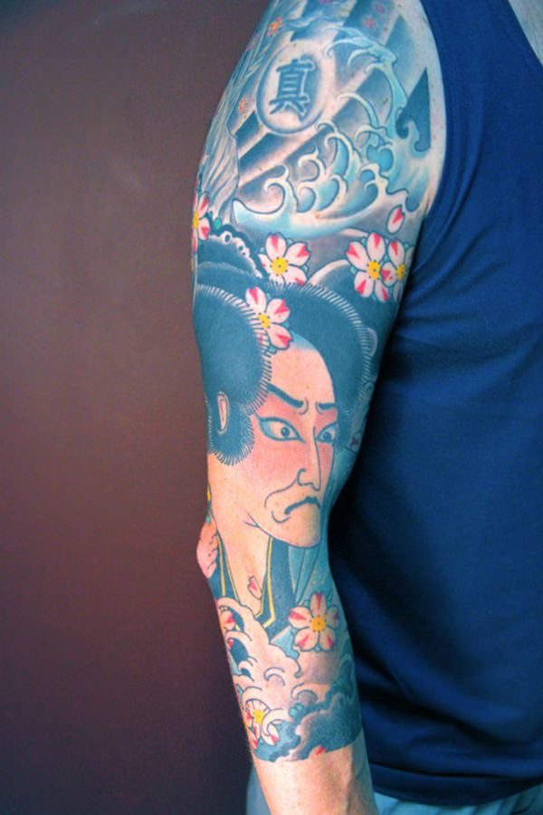 Samurai Tattoos 54