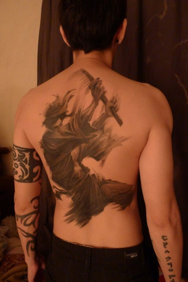 Samurai Tattoos 57