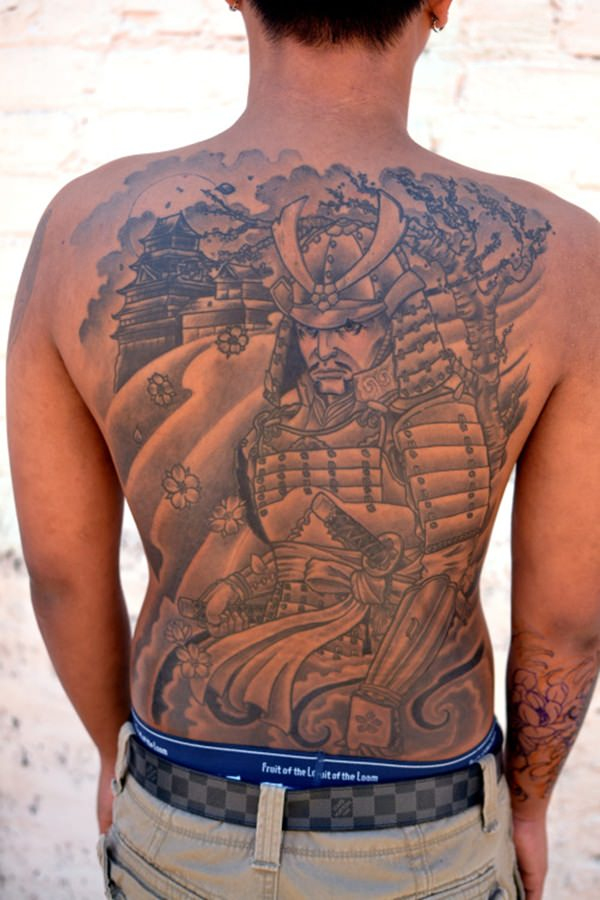 Samurai Tattoos 58