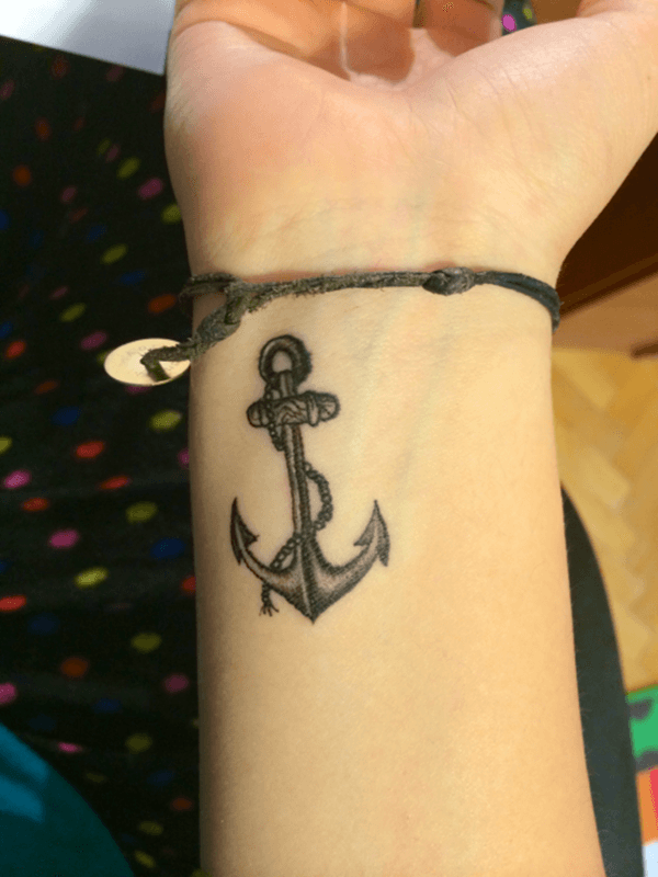 8b1867a4f7e51 100 Appealing Anchor Tattoo Designs and Ideas For Men and Women