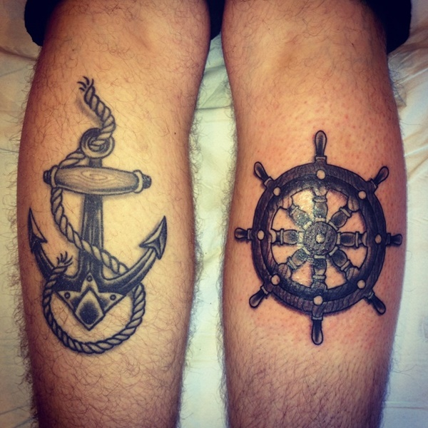 Tattoo Ideas Anchor: 100 Appealing Anchor Tattoo Designs And Ideas For Men And