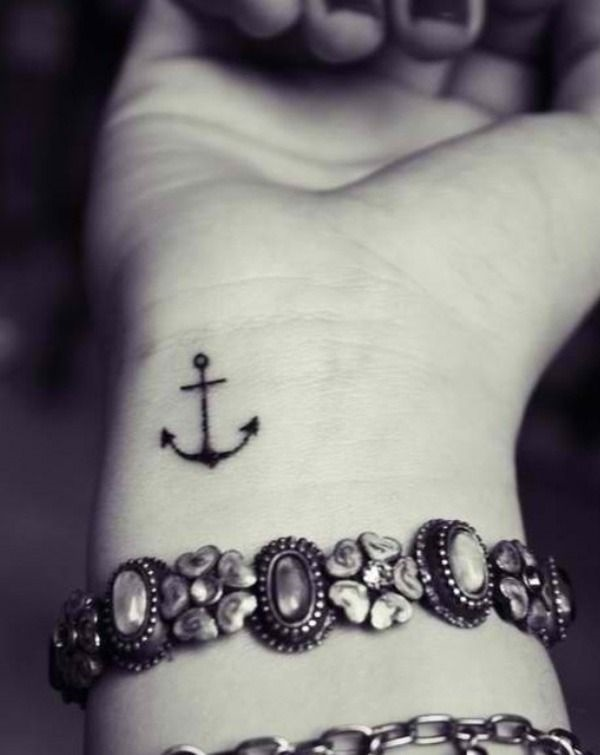 anchor tattoo designs (37)
