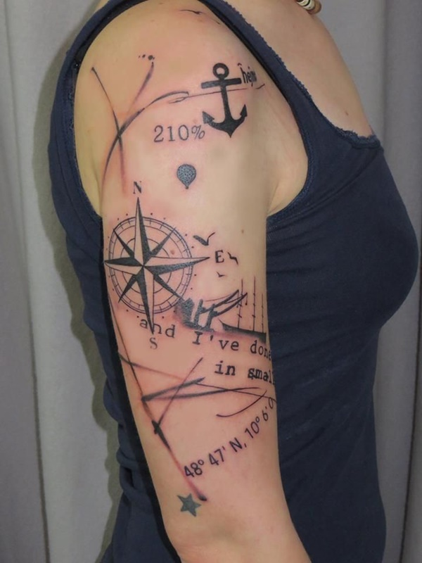 anchor tattoo designs (5)