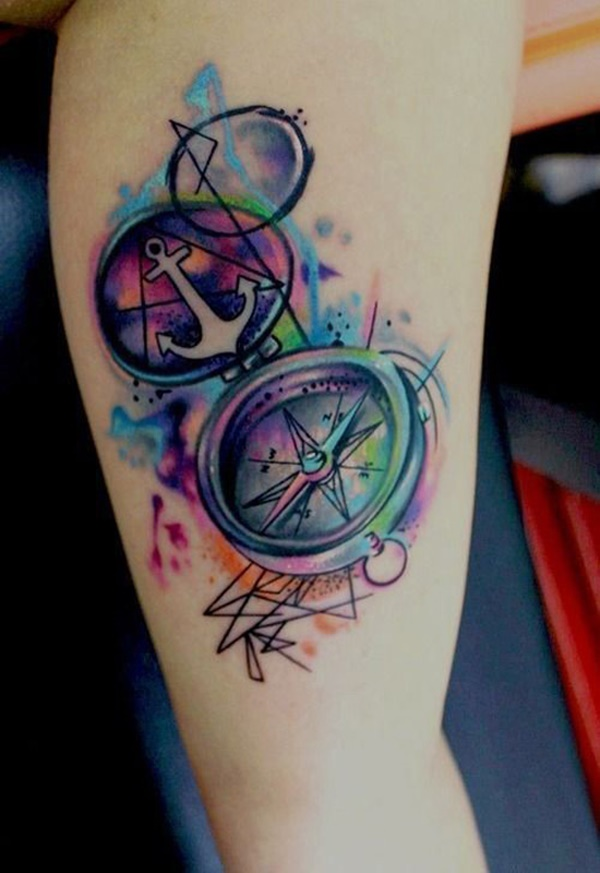 arm tattoo designs for girls (100)