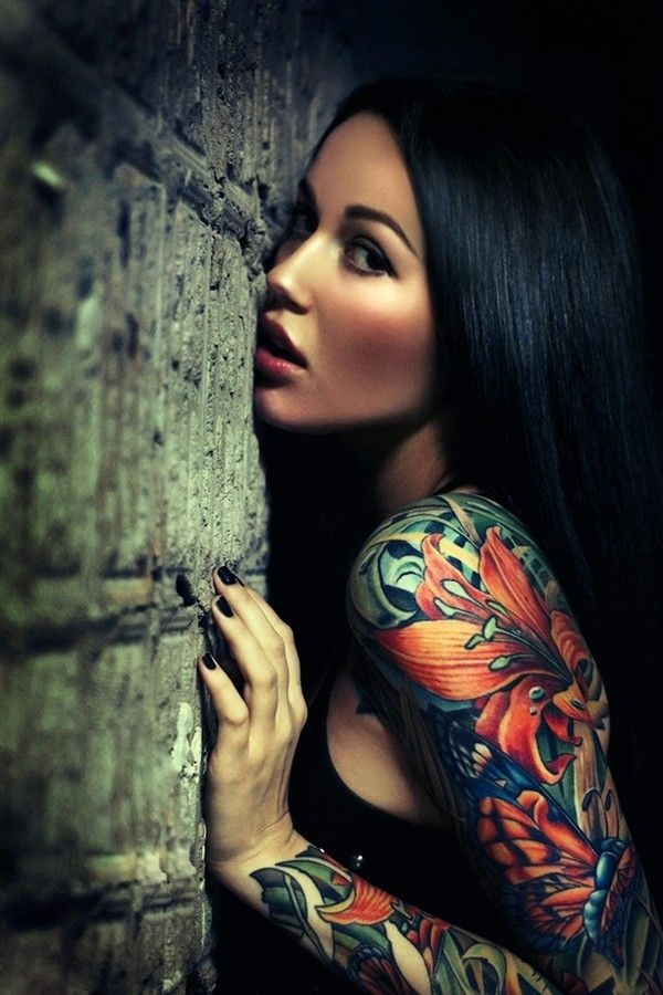 arm tattoo designs for girls (3)