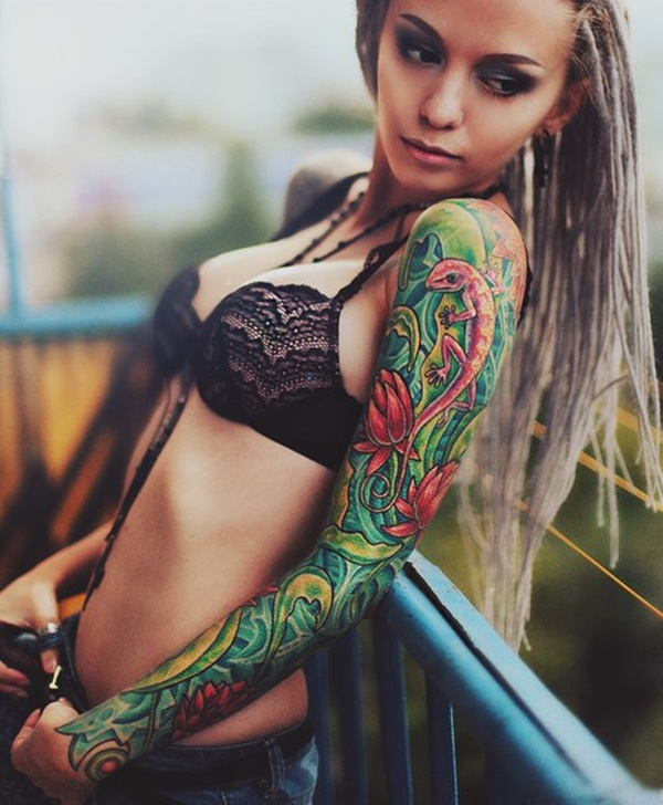 arm tattoo designs for girls (53)