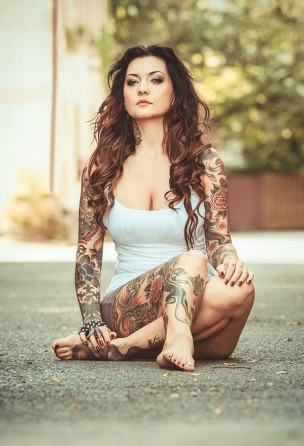 arm tattoo designs for girls (54)